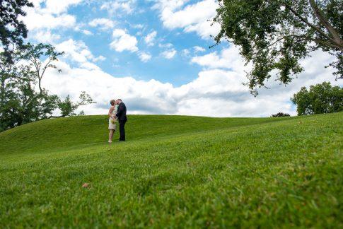Hochzeitsbilder im Klosterpark in Lorsch in Hessen