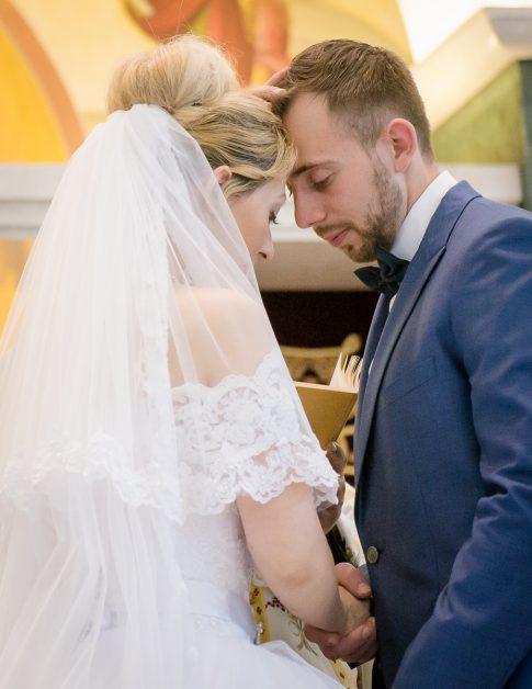 Griechisch-orthodoxe Hochzeit in Frankfurt am Main in Hessen