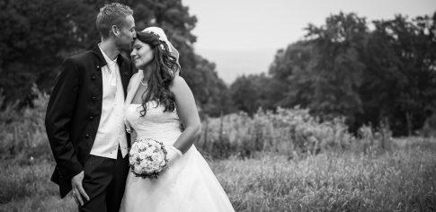 Brautpaarshooting im Stadtpark in Remscheid