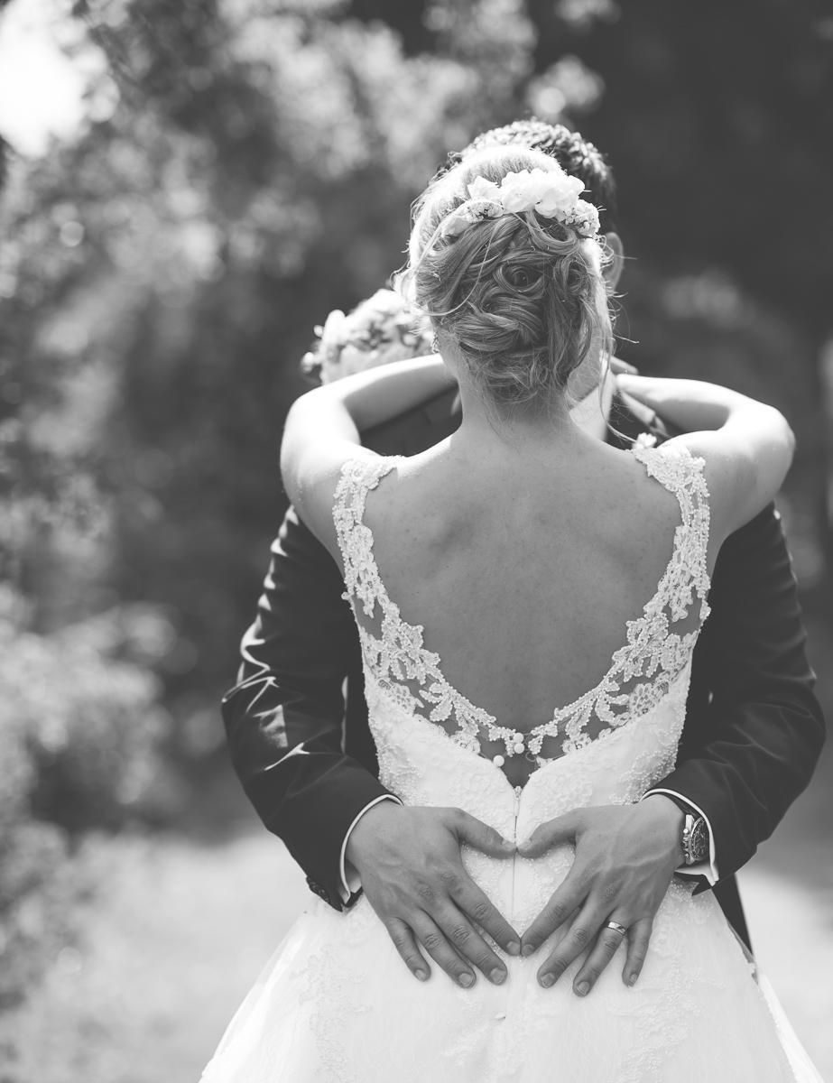 Brautpaar in Fasanerie in Zweibrücken von eurem Hochzeitsfotografen Rheinland Pfalz