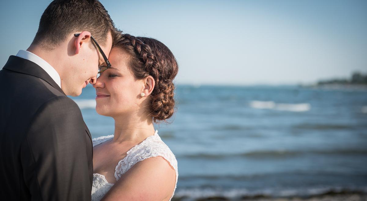 Hochzeitsbilder an der Ostsee von eurem Hochzeitsfotografen aus dem Saarland