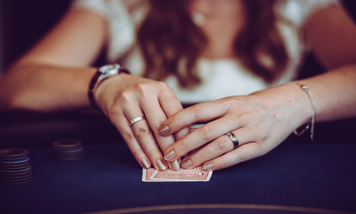 Poker an Hochzeit in Casion Saarbrücken Saarland