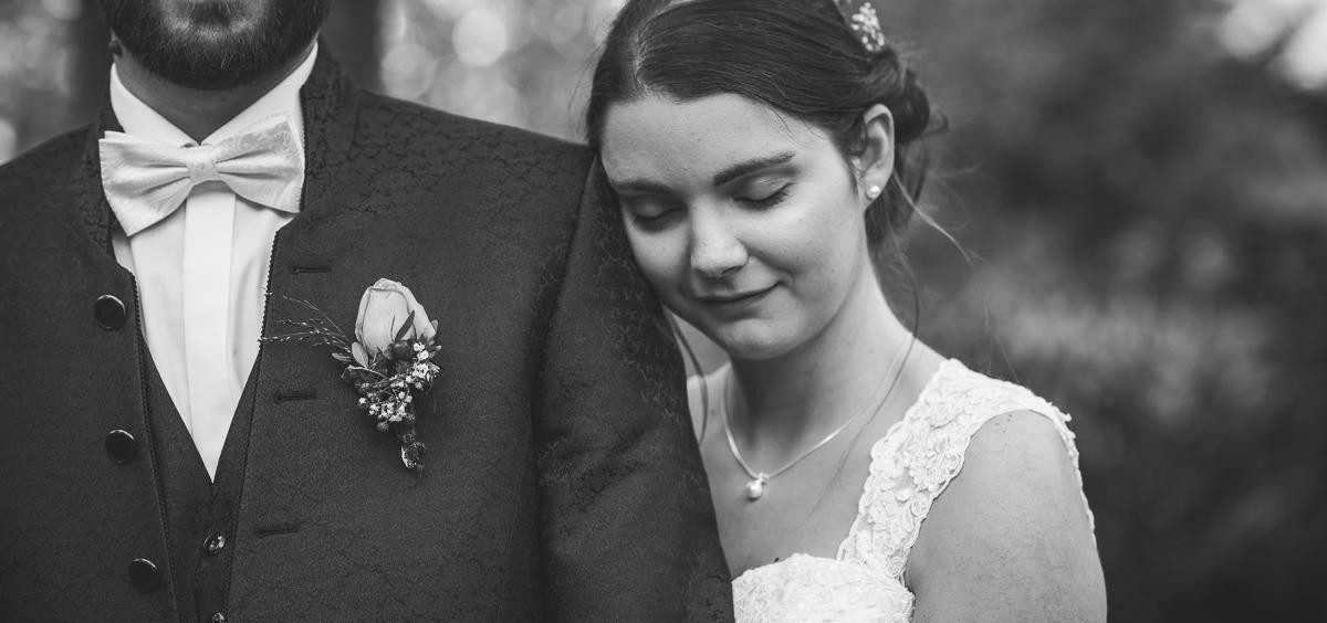 Emotionale Hochzeitsbilder von eurem Hochzeitsfotografen