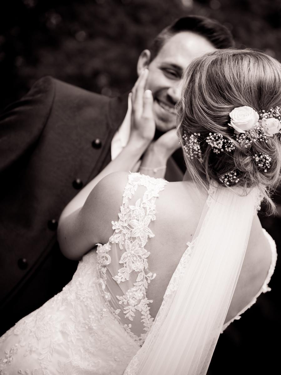 Emotionale Hochzeitsbilder von eurem Hochzeitsfotografen aus dem Saarland